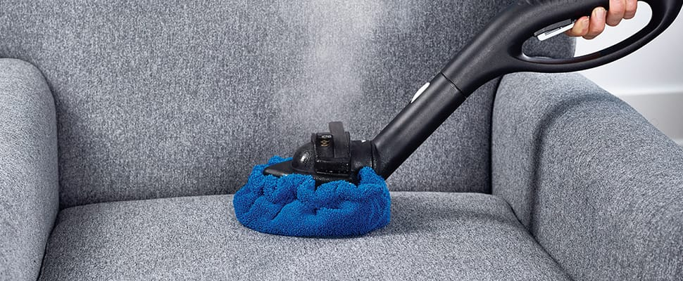 Vaporizing Allergies Away With a Dry Steam Cleaner
