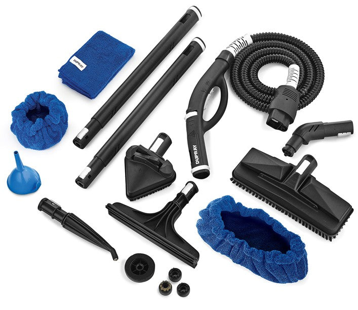 one steam cleaner accessories kit