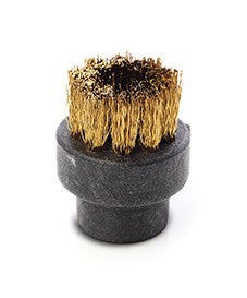 ( 1x )  Brass brush