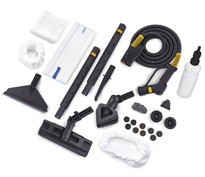 hill injection steam cleaner accessories kit