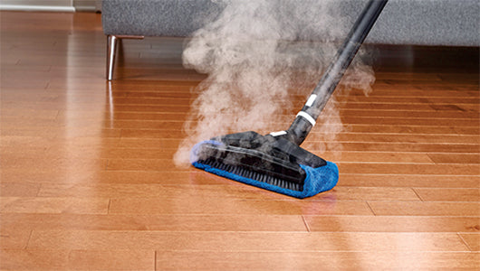 Clean & sanitize floors.
