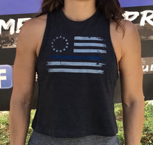 Betsy Ross crop top