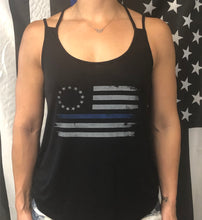 Betsy Ross strappy tank top
