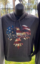 We the People Crop top Hoodie