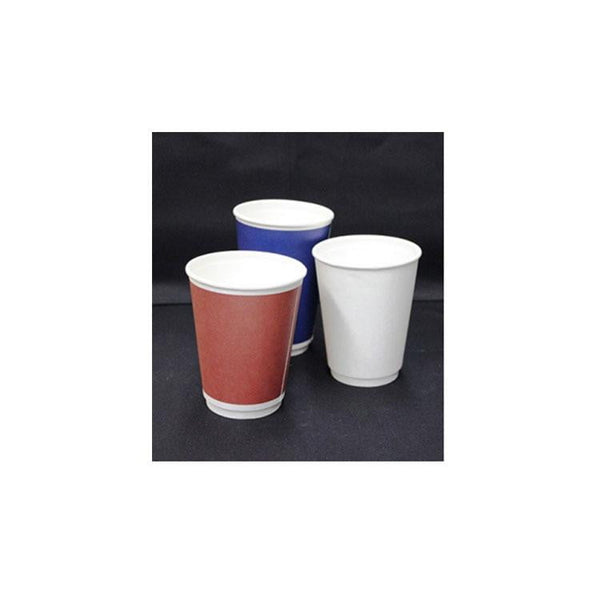 Double Wall Take Away Coffee Cups - 8oz