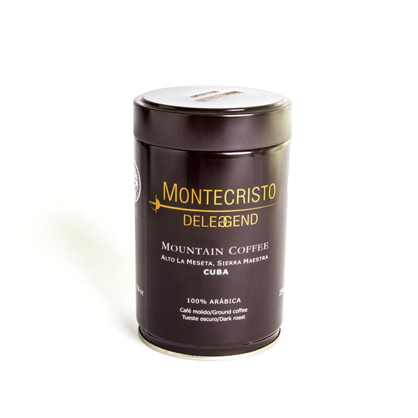 Montecristo Ground Coffee (currently out of stock)