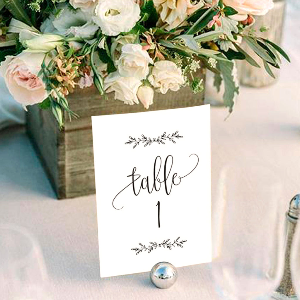 Wedding Accessories for your Printable Templates