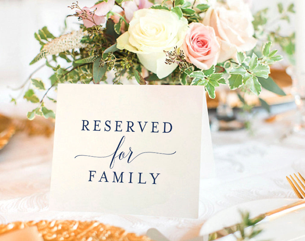 image about Reserved Sign Printable known as No cost Reserved Printable, Reserved Marriage ceremony Indication, Reserved