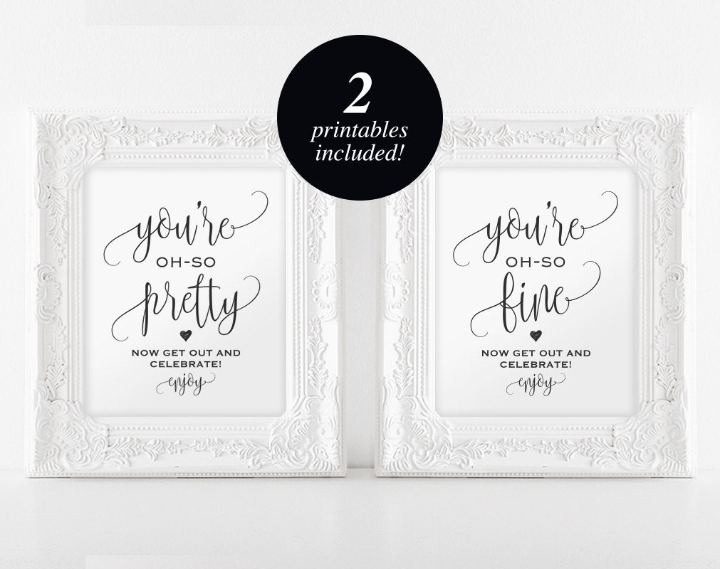 photo regarding Bathroom Sign Printable referred to as Marriage Lavatory Symptoms, Marriage ceremony Indicator, Wedding day Printable, Rest room Printable, Appearance oh as a result, PDF Fast Obtain #BPB203_63