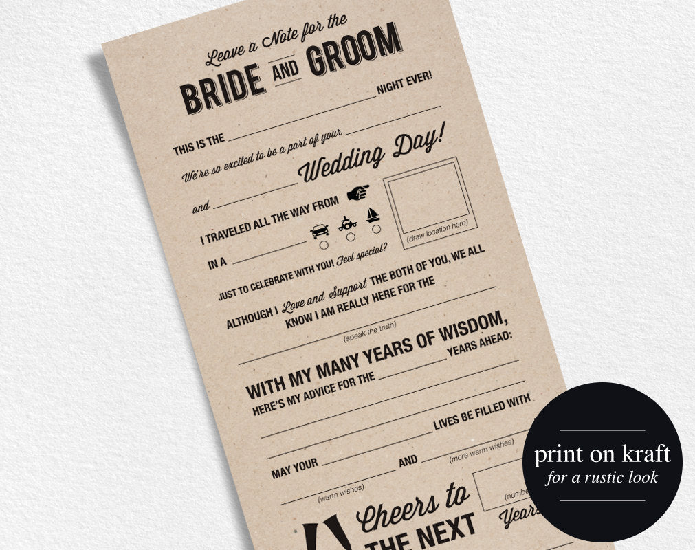 graphic regarding Printable Wedding Mad Libs titled Wedding day Assistance Card, Nuts Libs, Wedding ceremony Printable, Relationship Tips Card, Information Card, Ridiculous Lib Printable, Prompt Down load #BPB27