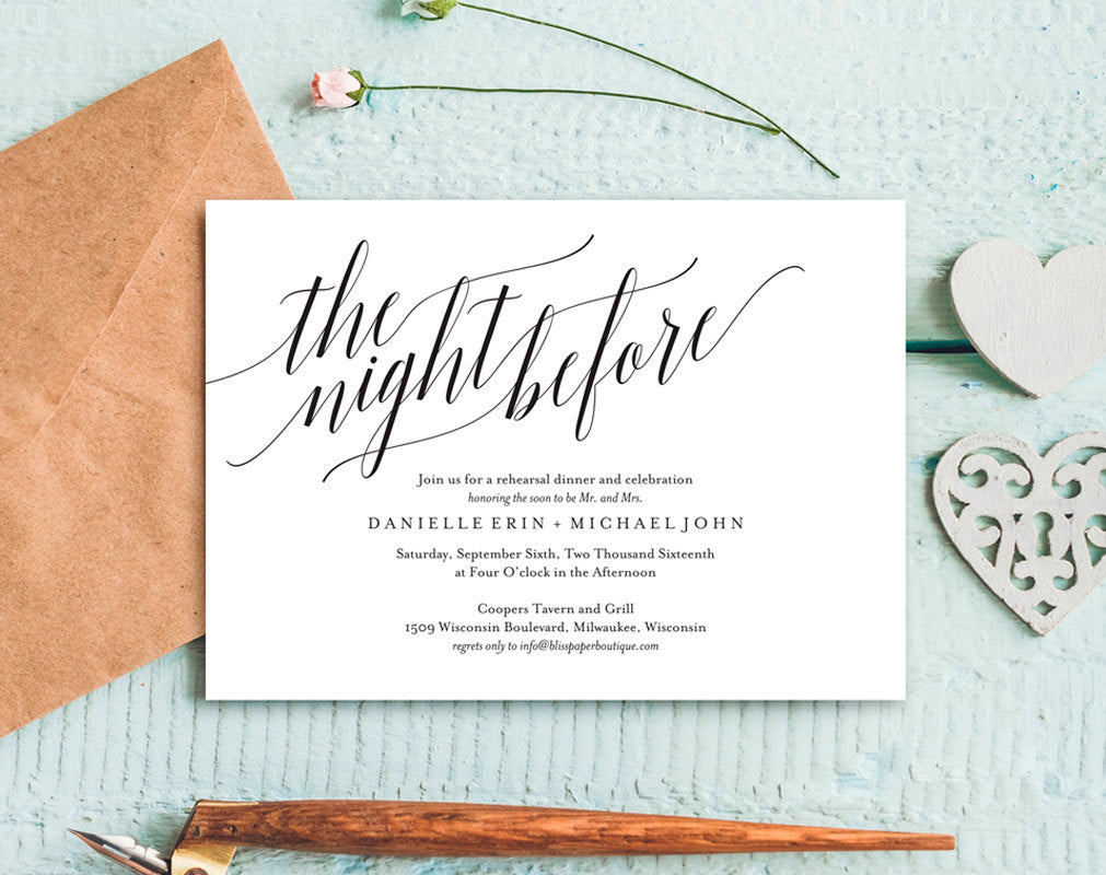 image about Printable Rehearsal Dinner Invitations named Rehearsal Evening meal Invitation, Rehearsal Meal Invitation Printable, Rehearsal Invitation, Evening meal Invite, PDF Immediate Obtain #BPB310_9