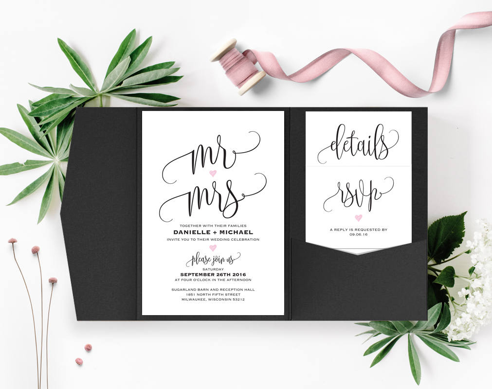Wedding Invitation Wedding Invitation Template Wedding Invitations