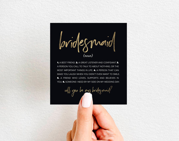 Bridesmaid Proposal, Bridesmaid Wine Label Download, Wine Label, Maid of Honor, Bliss Paper Boutique, PDF Instant Download #BPB326_9 - Bliss Paper Boutique