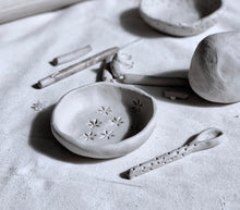 25th, August pm. HAND BUILDING WORK SHOP : PLATTER, BOWL & SPOON SET