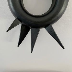 INFATUATION #2 SCULPTURAL WALL ART