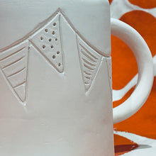 25th, August, pm HAND BUILDING WORK SHOP : SET OF 4 CUPS or COFFEE MUGS