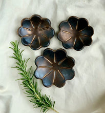 COPPER/GOLD  FLOWERS