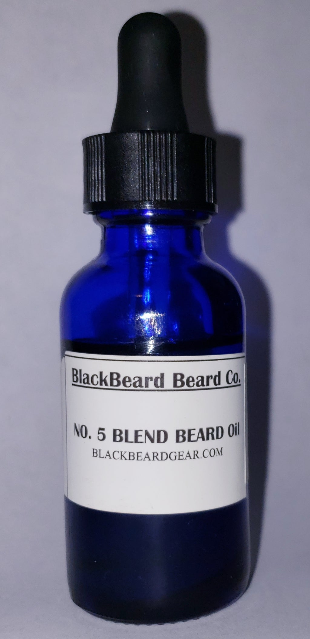No. 5 Beard Oil