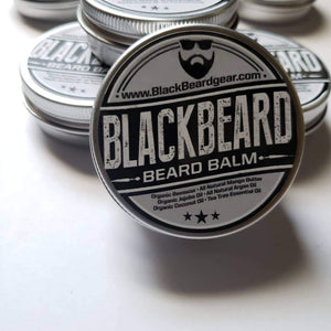 BlackBeard's Beard  Balm - BlackBeard T's