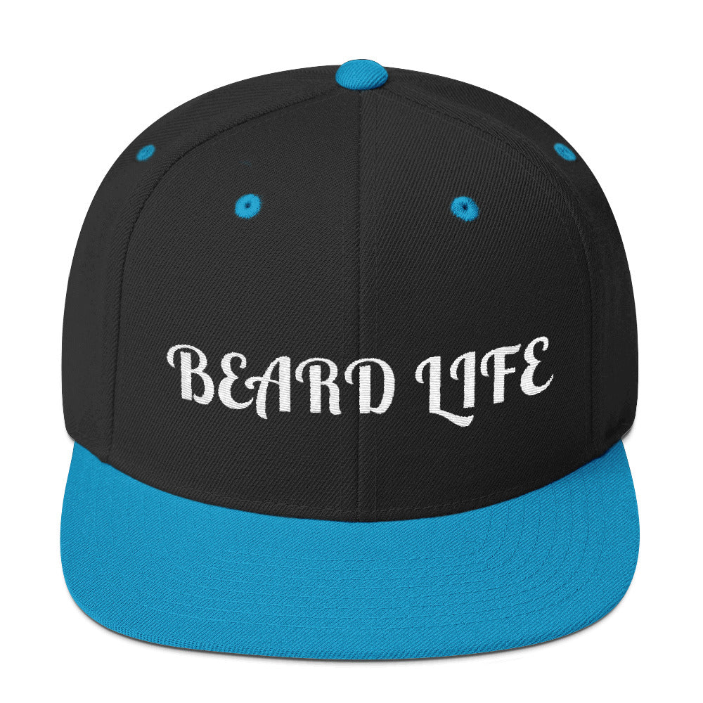 Beardlife Snapback