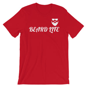 Beard Life Short-Sleeve T-Shirt - BlackBeard T's
