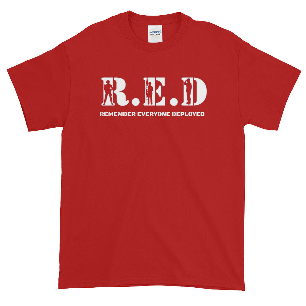 Remember Everyone  Deployed T-Shirt - BlackBeard T's