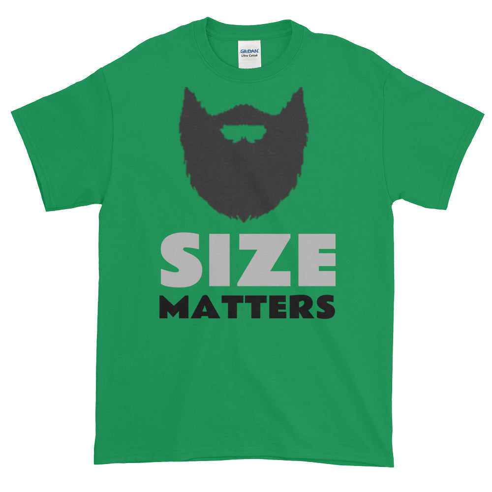 Size Matters Short-Sleeve T-Shirt
