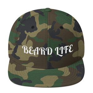 Beardlife Snapback - BlackBeard T's