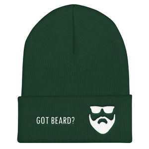 Got Beard Cuffed Beanie
