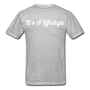 Lifestyle Tee - heather gray