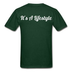 Lifestyle Tee - forest green