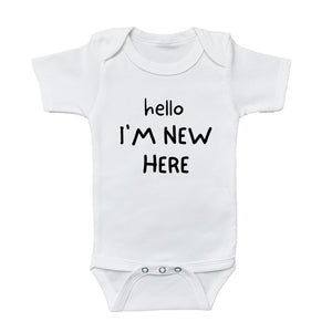 graphic bodysuits for babies, graphic onesie, graphic baby onesies, graphic baby tees and bodysuits, gender neutral graphic baby bodysuits and tees, newborn baby onesie, gender reveal baby onesie, baby graphic tee, cute baby onesies, baby girl bodysuits, newborn baby girl onesie, newborn baby girl bodysuit, daddy baby announcement, hello daddy onesie, baby announcement, pregnancy announcement, quarantine announcement, quarantine baby, 2020 baby, 2020 quarantine, 2020 pregnancy, 2021 pregnancy