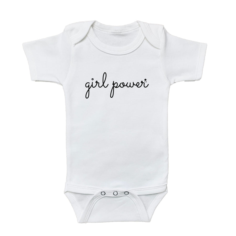 gender neutral graphic baby bodysuits and tees, newborn baby onesie, baby graphic tee, cute baby onesies, funny baby onesies, funny baby bodysuits, baby girl bodysuits, newborn baby girl onesie, newborn baby girl bodysuit, graphic bodysuits for babies, graphic onesie, graphic baby onesies, graphic baby tees and bodysuits, girl power baby onesie, girl power baby bodysuit, girl power baby tee, baby onesie, baby onesies