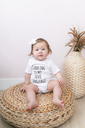 baby graphic bodysuit