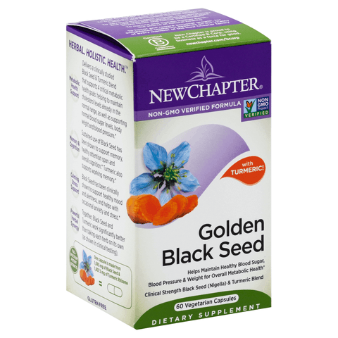 New Chapter Black Seed Oil