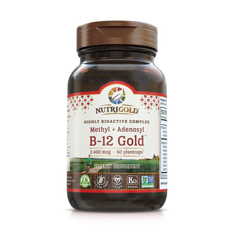 Nutrigold VITAMIN B-12 GOLD