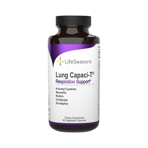 LifeSeasons Lung Capaci-T