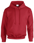 Pullover Hoodie - Pewter Graphics Custom Promotional Products
