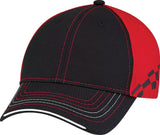 Racer Hat - Pewter Graphics Custom Promotional Products