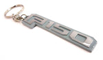 F150 Keychain - Pewter Graphics Custom Promotional Products
