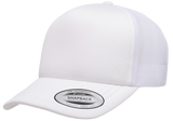 Curved Trucker - Pewter Graphics Custom Promotional Products