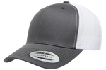 Retro Trucker - Pewter Graphics Custom Promotional Products