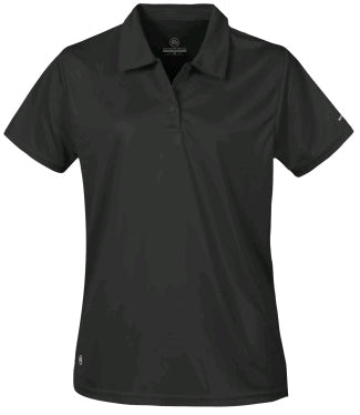 Ambassador Polo - Ladies - Pewter Graphics Custom Promotional Products