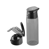 Tritan Water Bottle - Pewter Graphics Custom Promotional Products