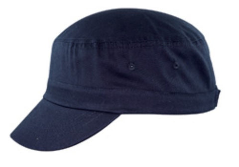 Military Cap - Pewter Graphics Custom Promotional Products