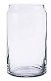 Can Shaped Drinking Glass - Pewter Graphics Custom Promotional Products
