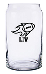 Superbowl Sunday Beer Glasses - Pewter Graphics Custom Promotional Products