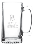 Beer Steins - Pewter Graphics Custom Promotional Products