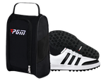 Shoe Bag - Pewter Graphics Custom Promotional Products