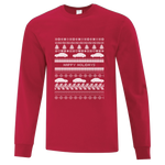 Ugly Sweater Printed Shirts - Pewter Graphics Custom Promotional Products